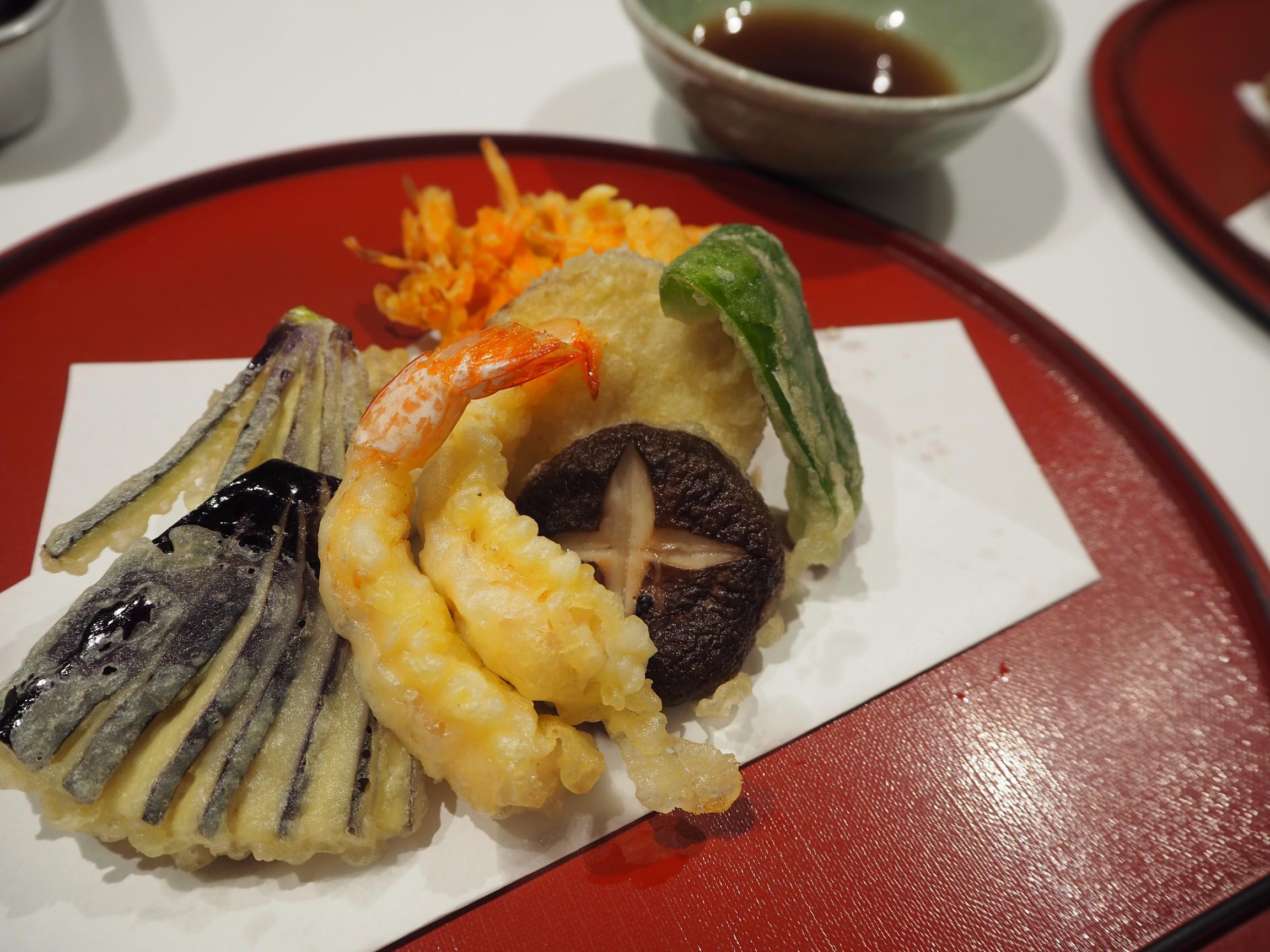 [AM] Tempura Cooking Class in Marunouchi or Nihonbashi