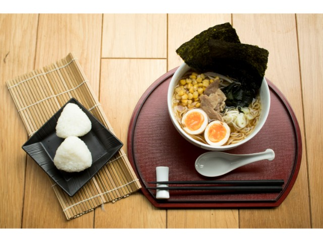 [AM] Build Your Own Ramen in Marunouchi or Nihonbashi