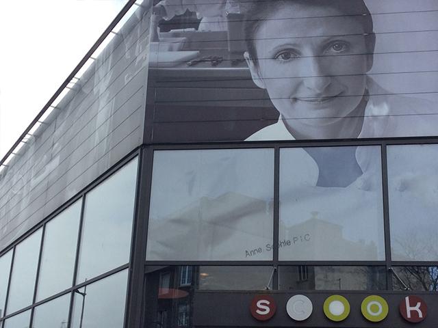 【リヨン発】フランス唯一の女性3つ星シェフ★★★ アン・ソフィー・ピックのアトリエで料理レッスン&美食ツアー