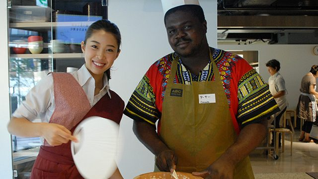 Tsukiji x Cooking TOUR  =築地xクッキングツアー =