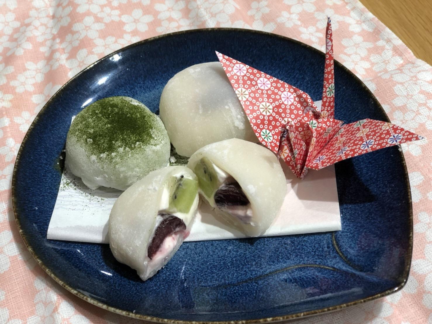 Fruits Daifuku